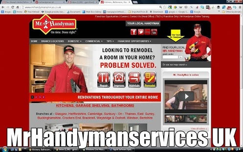 A Trusted   UK  Home improvement Service