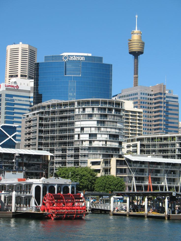 DARLING HARBOUR | SYDNEY | NEW SOUTH WALES | AUSTRALIA