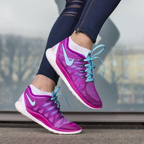 Buty do biegania Nike Wmns Free 5.0 W #sklepbiegowy