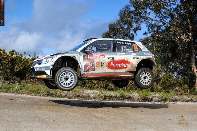 Rallye Vidreiro 2016: Miguel Campos termina no 3º lugar do pódio