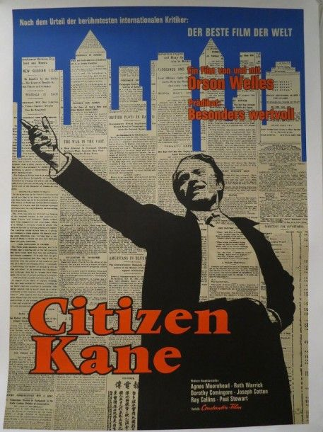 citizen kane a film noir genre analysis Citizen kane (orson welles, 1941) is a famous film composed almost  the most  straightforward drama but certain genres, such as the film noir and the thriller,.