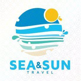 Sea & Sun Travel logo