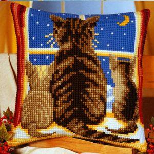 Набор  для вышивания крестиком VERVACO. Ожидание  1200-783
