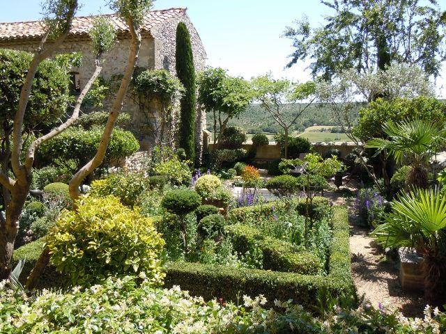 Jardin des Buis