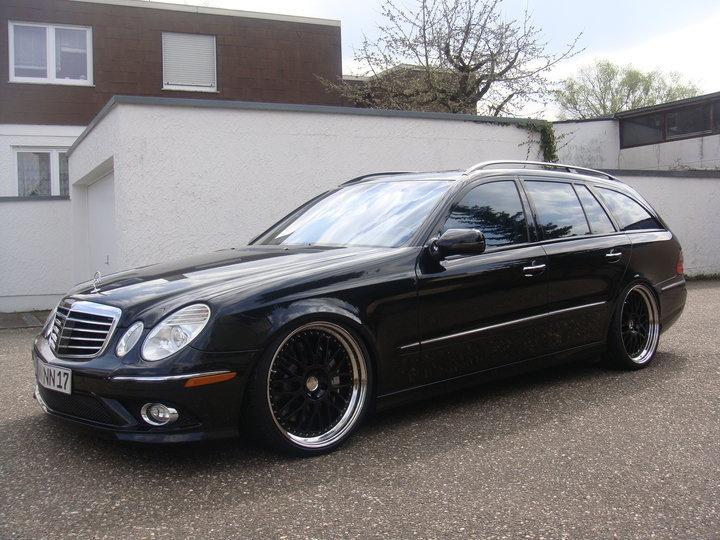 2007 Mercedes Benz E63 Amg Estate Auto Pinterest