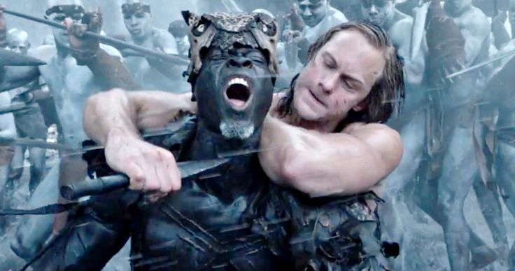 'Legend of Tarzan' Trailer #2 Shows the Origins of a King -- From Warner Bros. Pictures, 'Harry Potter' director David Yates brings 'Tarzan' into the modern age this summer. -- http://movieweb.com/legend-of-tarzan-trailer-2-2016/
