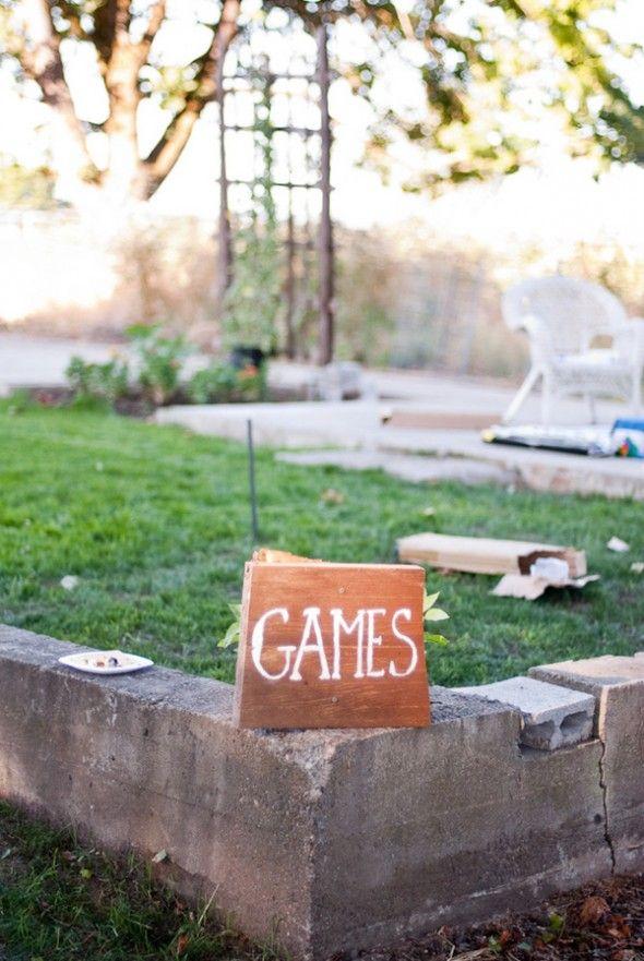 37 Best Backyard Potluck Wedding Chic Images On Pinterest