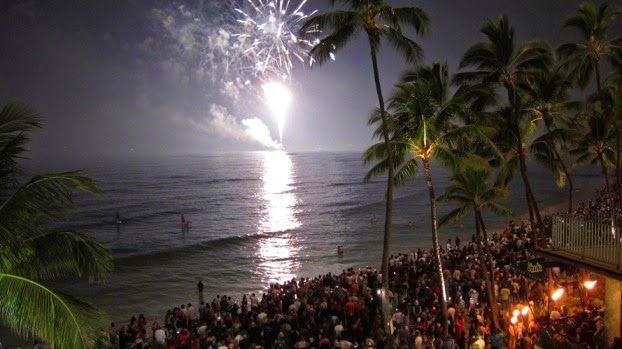 Image result for hawaii new years eve