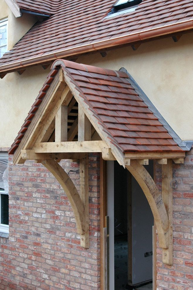 Oak Framed Houses >> Best 25+ Portico entry ideas on Pinterest | Front door awning, Porticos and Porch awning