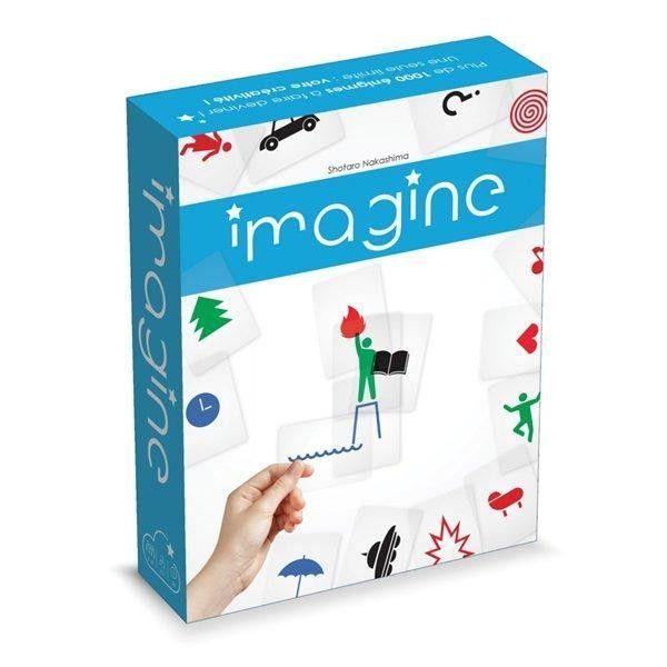 Imagine - Castello | Jeux et Jouets