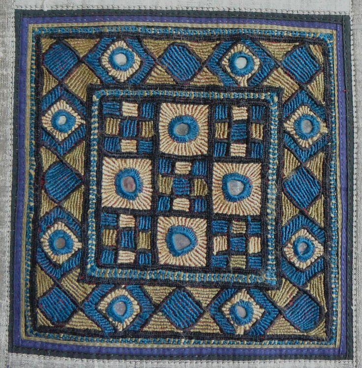 Jat embroidery - Kutch, Gujarat