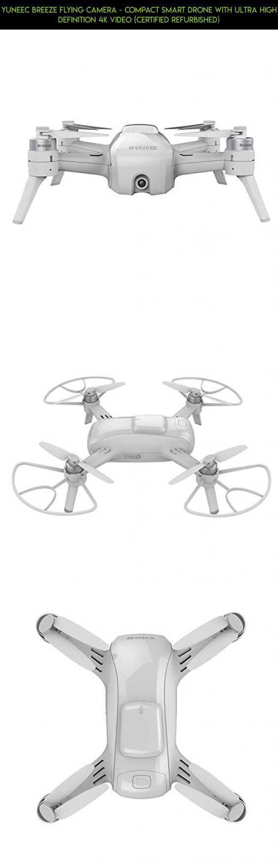 Yuneec Breeze Flying Camera - Compact Smart Drone with Ultra High Definition 4K video (Certified Refurbished) #kit #gadgets #camera #yuneec #parts #fpv #plans #breeze #products #drone #shopping #tech #technology #racing