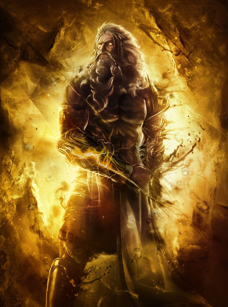 Zeus - God of War Wiki - Ascension, Ghost of Sparta, Kratos, Weapons, Bosses and more!