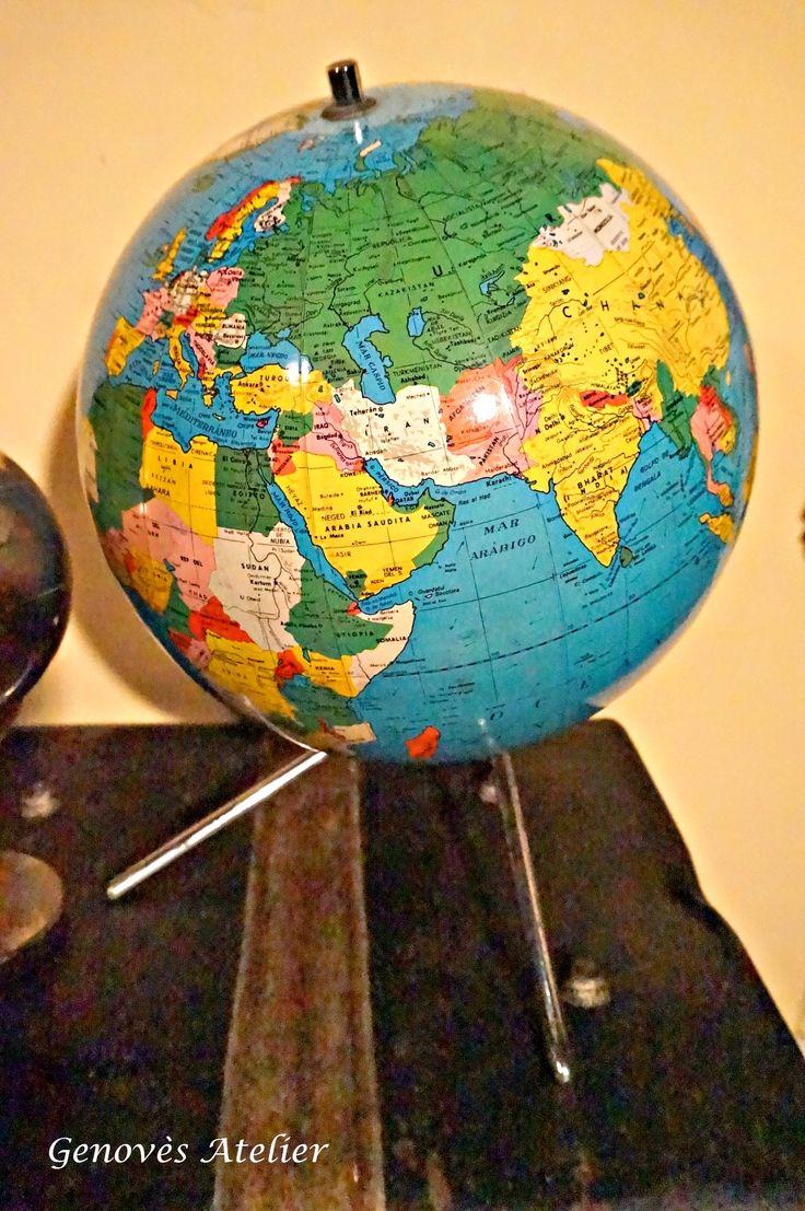 Mejores 61 Im Genes De Globos Y Mapas En Pinterest Globos Mapas  ~ Globos Terraqueos En El Corte Ingles