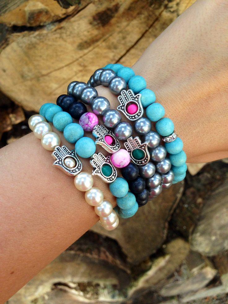 #FriendshipBracelets #BraceletsForFun #BraceletsLucky #BraceletsForAbundance #BraceletsOfLove #BraceletsForYou #Pink #DarkPink #Beads  #anchor #LikeIt #SummerLook #Hand #HamsaStyle #Hamsa # Fatima #ColourMix https://www.facebook.com/ensistore