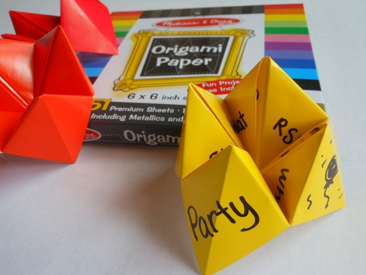 31 best Origami Birthday Ideas for Dexter's Birthday Party ... - photo#36