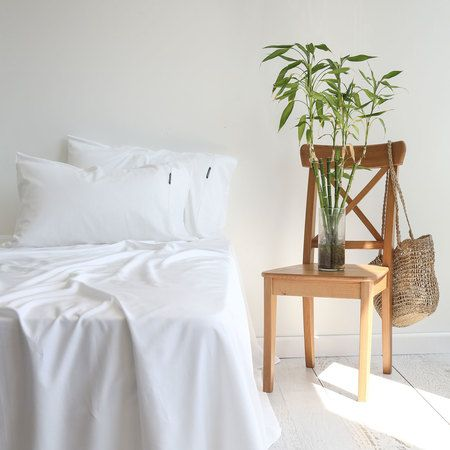 The balance between the bamboo and cotton fibres enables this bamboo sheets to be almost thermo-regulating in nature keeping you cool in summer.