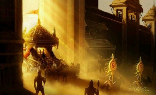 mahabharatham - an Indian epic