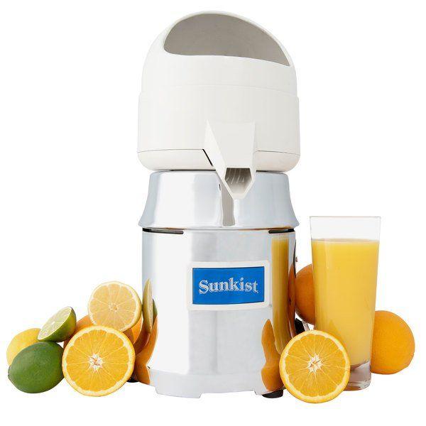 Sunkist J 1 Commercial Citrus Juicer 115V, 3450 in 2020