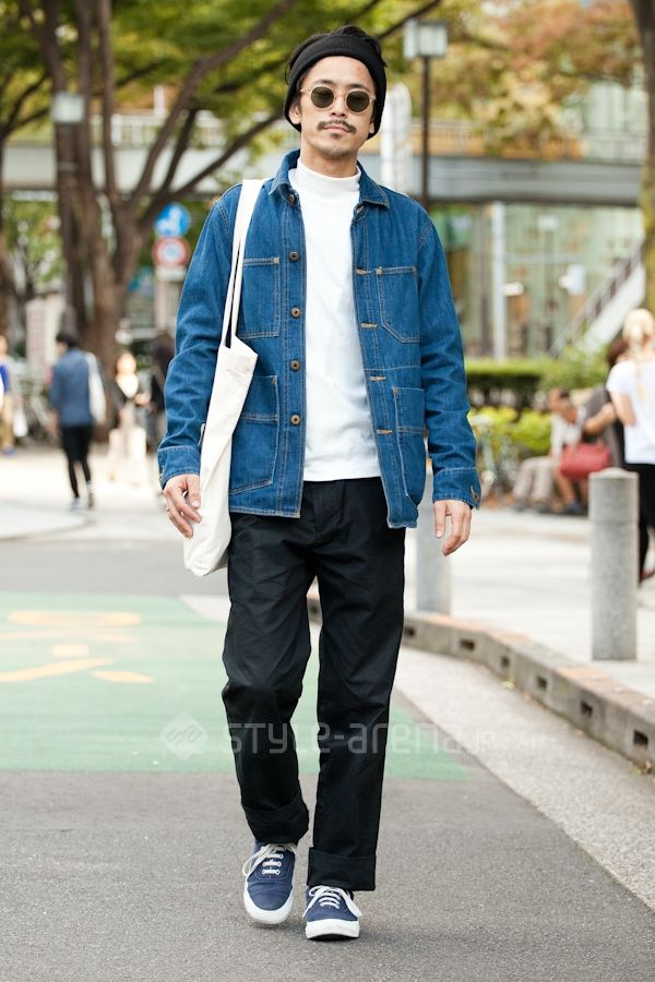 street fashion @Omotesando, Tokyo, Japan