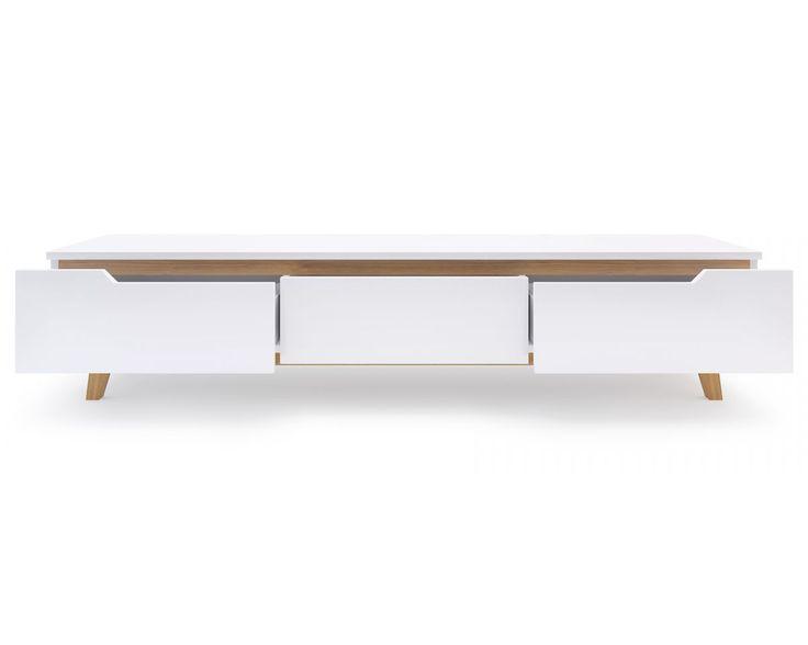 Mikkel TV Stand | Mid-Century Modern | Kure Collection