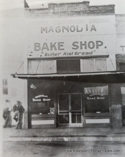 Magnolia Bake Shop in Magnolia is Arkansas's Oldest Bakery. | Tie Dye Travels with Kat Robinson - Arkansas's Most Respected Food and Travel Writer and Influencer