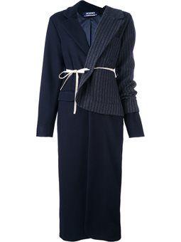 tie waist coat