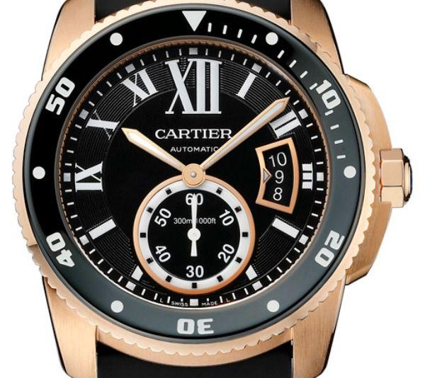 Cartier Calibre Diver Watch   cartier