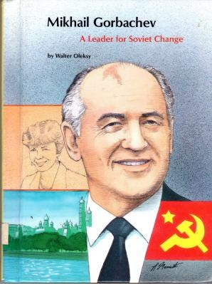 Mikhail Gorbachev: A Leader for Soviets-Get 2 PHOTONS & a FREE Gift!!!