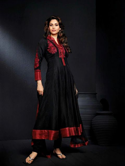 Eid Dresses 2013-14 | Indian Dresses for Eid | SURBHI ANARKALI COLLECTIONS FOR EID - Fashion Trends Now