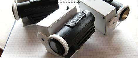 Self Stabilizing Contour Camera setup
