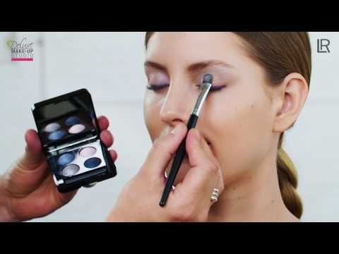 Deluxe Make up Studio –Modern Smokey Eyes Look - English