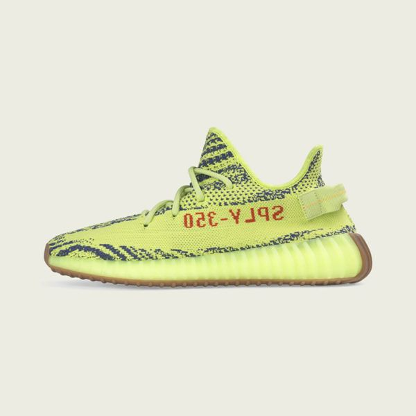 New Kanye west Kids See Ghosts shirt for Yeezy Boost 350 V2 Semi Frozen Yellow