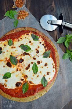 Descubre esta #Pizza de Quinoa #singluten de la mano de nuestros amigos de @GeniusEspaña