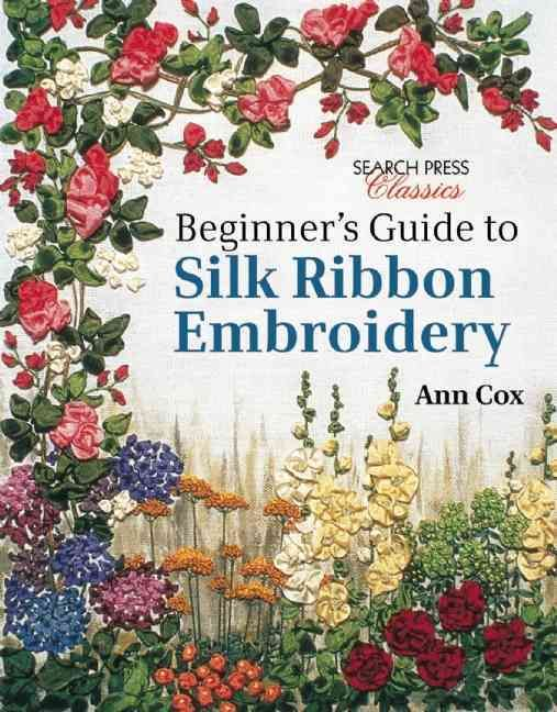 Learn how to create beautiful flowers using silk ribbon embroidery techniques, including foxgloves, roses, hydrangeas, delphiniums, primroses, geraniums, irises, poppies and much more. Only a few stit