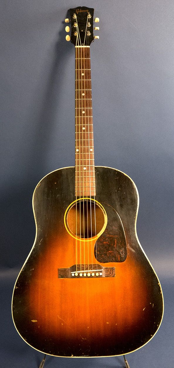 1948 Gibson J-45 Acoustic Guitar