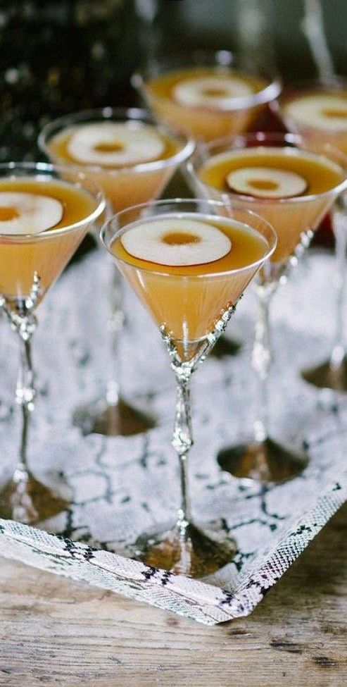 Cold or Warm Apple Bourbon Punch