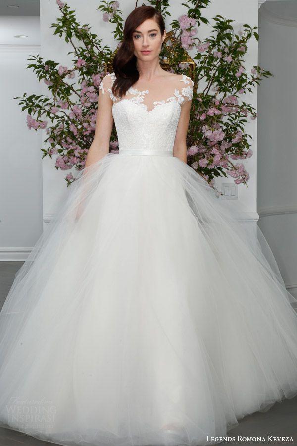 Legends Romona Keveza Spring 2016 Wedding Dresses | Wedding Inspirasi