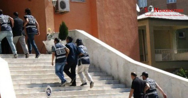 Iğdır Tuzluca'da eş başkanlar tutuklandı