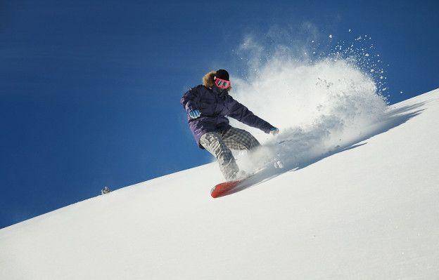 классное место для занятий горнолыжным спортом в России