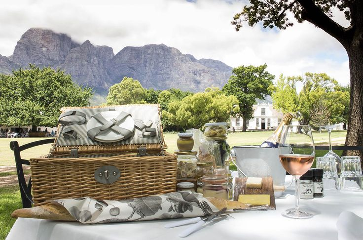 Soak up Summer with a Boschendal Picnic