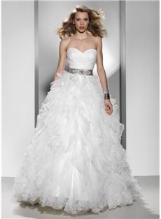 Melbourne New Ball-Gown Floor-Length Sweetheart Wedding Dress