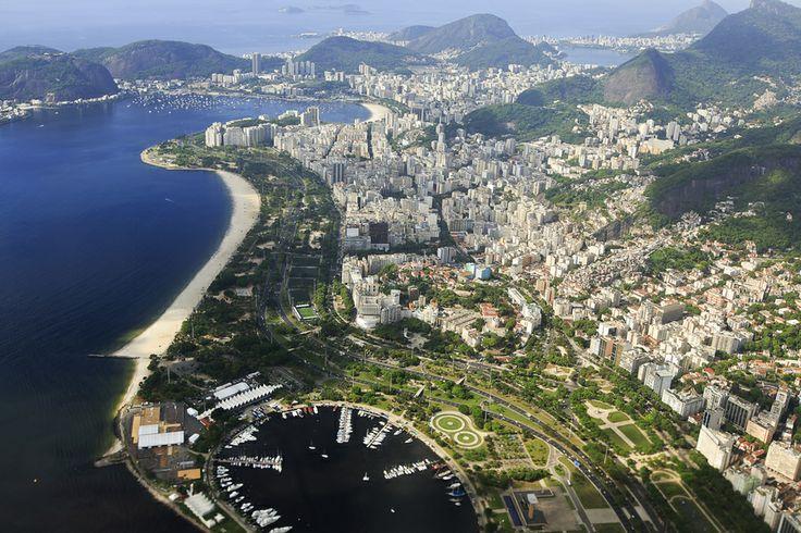 Over Rio by Angelo Antonio Manzatto