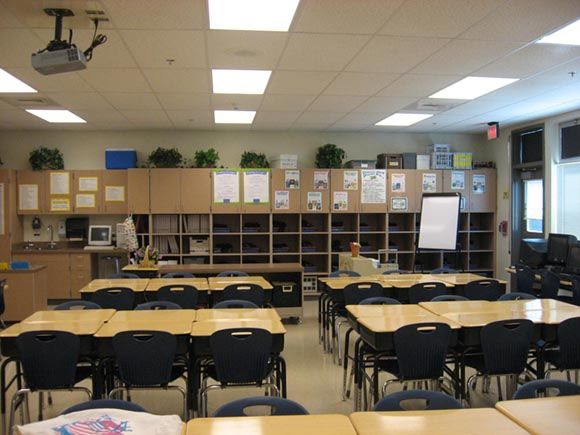 Classroom Decorations For Elementary School : Elementary school classroom design tom