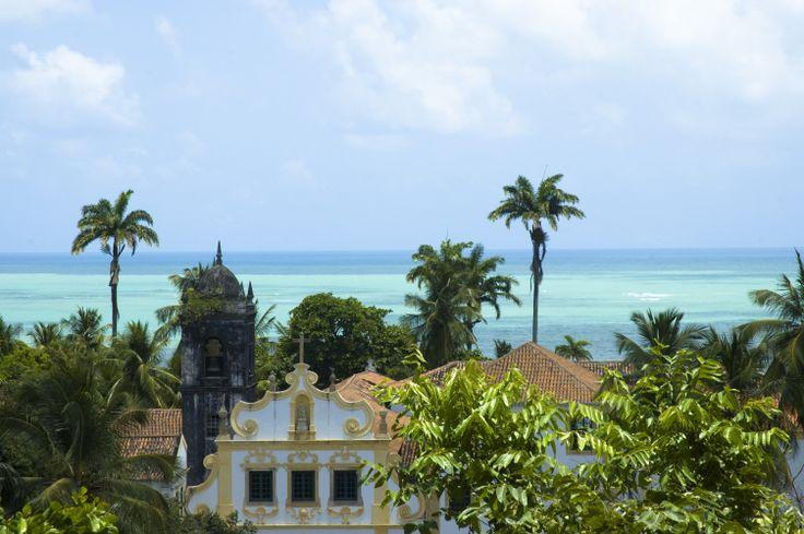 Aujourd'hui découvrez le joyau colonial du #Brésil : #Olinda à côté de #Recife ! #Voyage + d'informations sur www.obinho.com