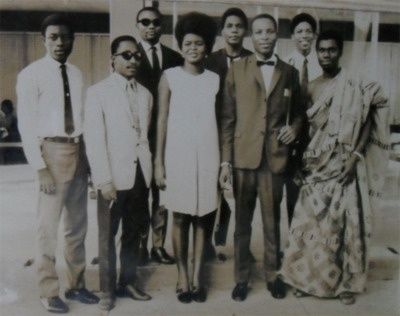 Ghanaian & Nigerian Fashion in the 1950's #Family