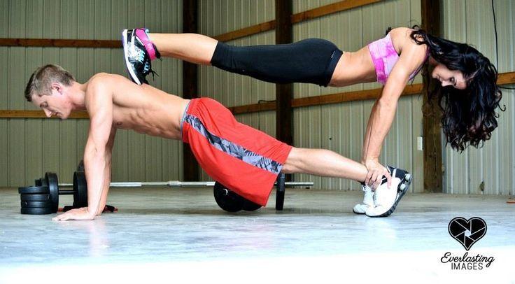 Fitness couple ♥