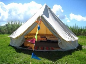 Camping with small children: the trials and joys