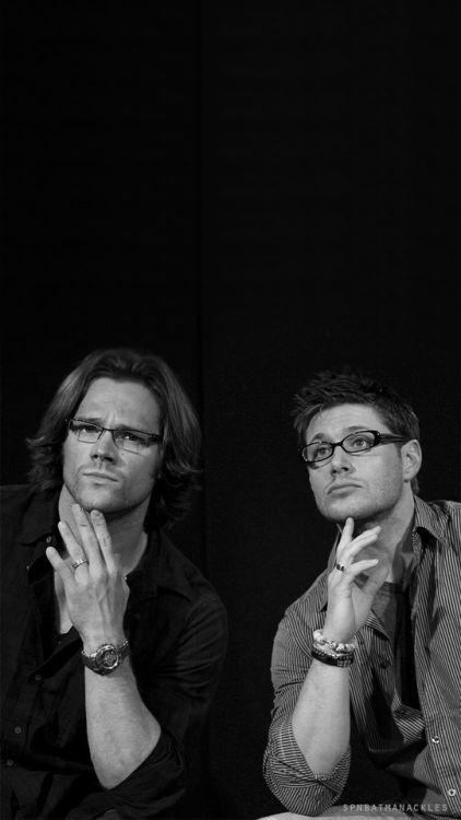 Jared & Jensen Wallpapers - Supernatural