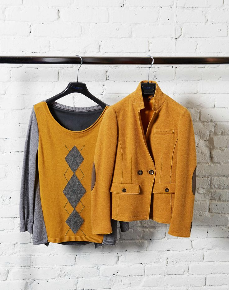 sweater ALEGGIO, jacket FOSTER